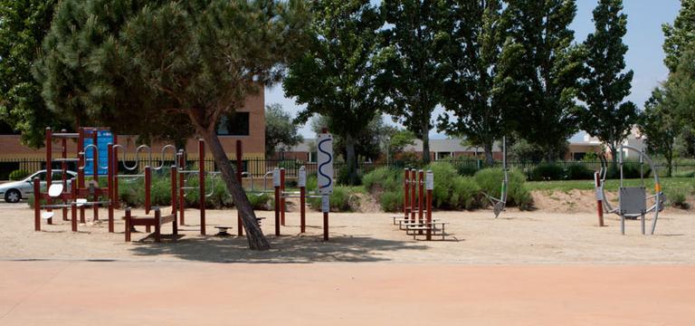Parc de salut Les Forques
