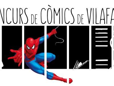 [VEREDICTE AJORNAT] 1r Concurs de còmics de Vilafant