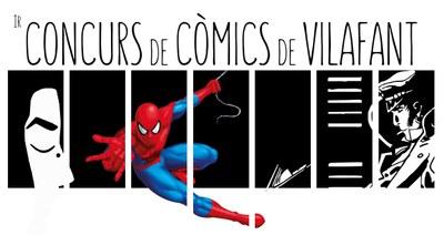 1r Concurs de còmics de Vilafant