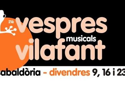 21è Vespres Musicals a Vilafant 2021