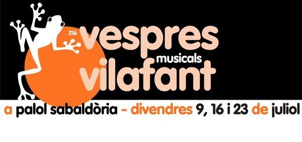 Concert Roger Mas- 21è Vespres Musicals de Vilafant