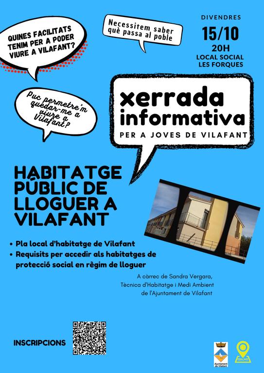 Cartell xerrada habitatge Vilafant-PUB.png
