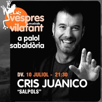 Concert Cris Juanico