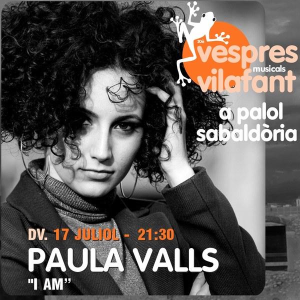 Concert de la Paula Valls