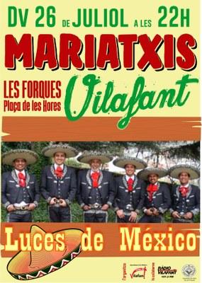 Mariatxis a Vilafant 2019