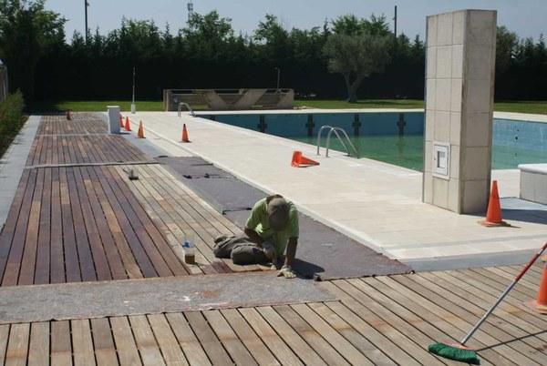 Obertura de la piscina municipal juny 2019
