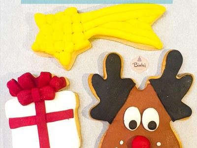Taller de galetes nadalenques - Aula de cuina