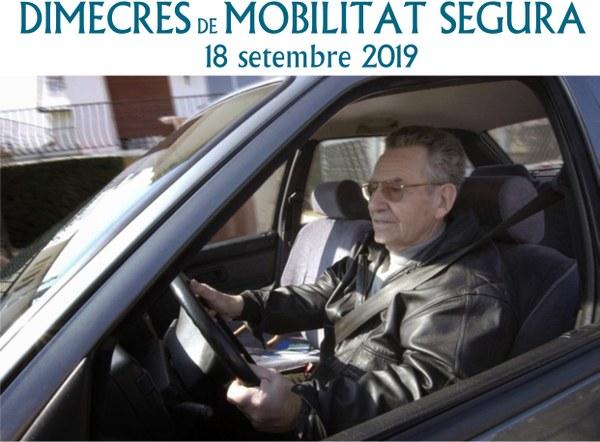 Xerrada debat - Dimecres de mobilitat segura