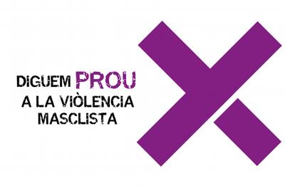 25N Dia Internacional per a l'eliminció de la violència envers les dones