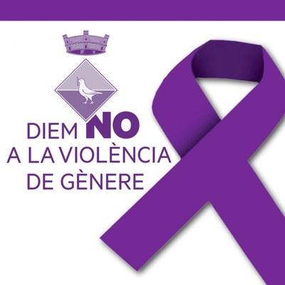 25N Dia Internacional per a l'eliminació de la violència envers les dones - 2020