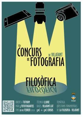Concurs de Fotografia - Filosòfica