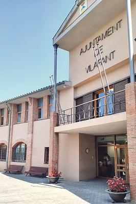 Convocatòria de ple telemàtic  - Ajuntament de Vilafant dimecres  19 de maig del 2021 a les 20h