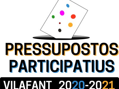 Hem rebut subvenció pels Pressupostos Participatius 2020/21