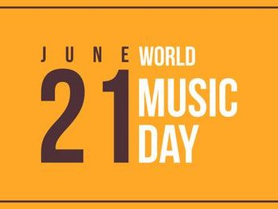 21 de juny 2020, Dia internacional de la Música