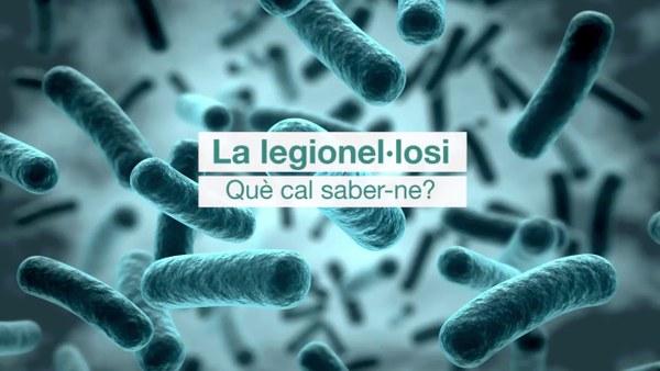 "Legionel·losi, la ""malaltia de Pontiac o del legionari"""