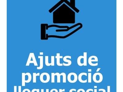 Oberta la convocatòria d'ajuts municipals per fomentar la rehabilitació del parc d'habitatges del municipi i promoure el lloguer social