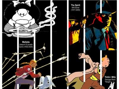 Podeu consultar les 26 obres presentades al 2n Concurs de Còmics de Vilafant