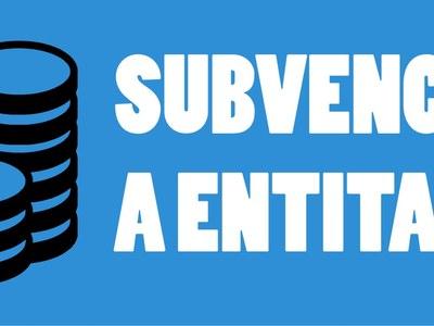 S'obre la convocatòria de Subvencions a les entitats vilafantenques