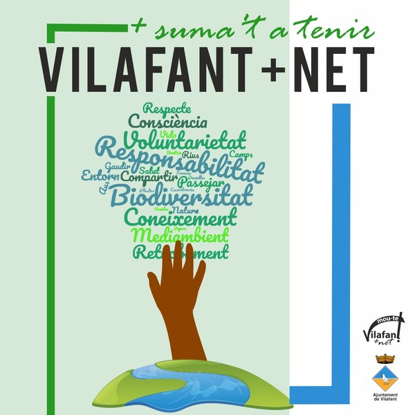 Suma't a tenir: Vilafant + NET