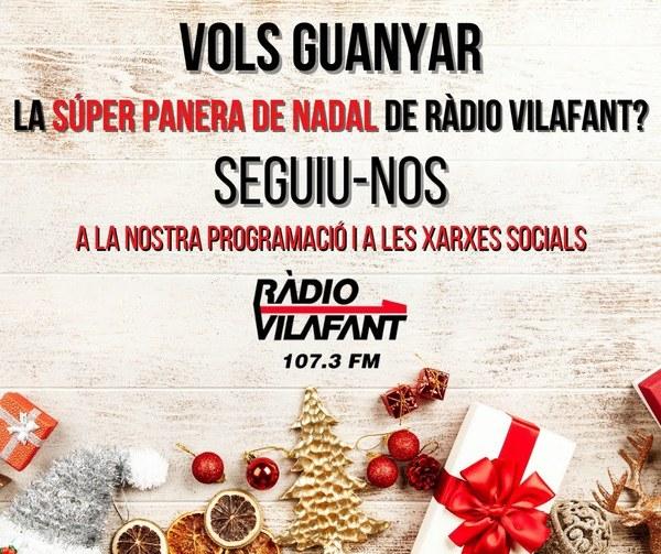 Superpanera de Ràdio Vilafant