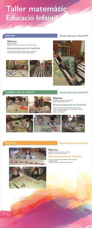 Taller matemaiques Educació Infantil 2