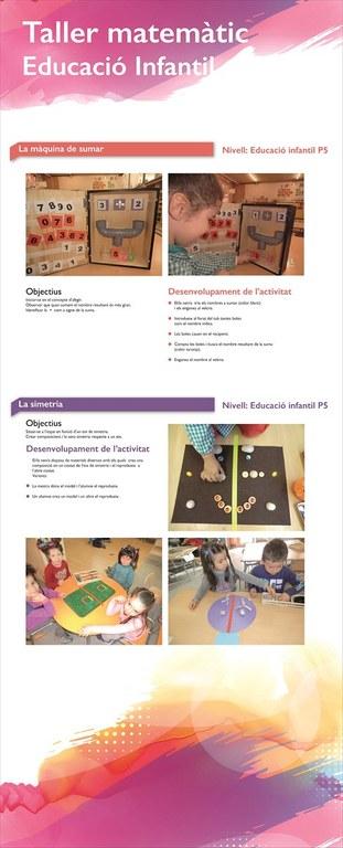 Taller matemaiques Educació Infantil 3