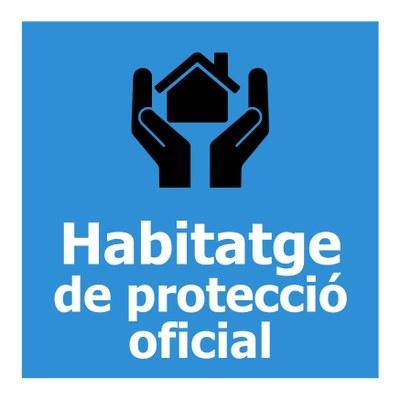 Hagitatges de protecció oficial